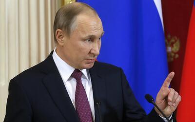 """Putin califica de """"engaño"""" las acusaciones sobre un supuesto video sexua..."""