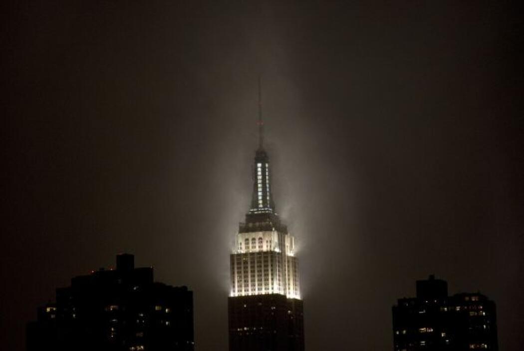 Luego del atentado contra el Wold Trade Center, el Empire State volvió a...