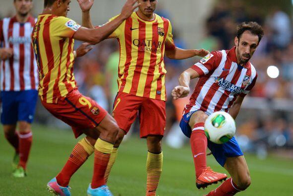 Con el empate final de 1-1, todo se definirá en el Camp Nou, con un resu...