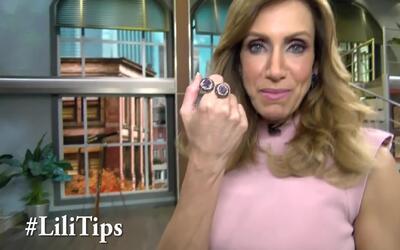 #LiliTips, Lili Estefan te regala los mejores consejos sobre moda y bell...