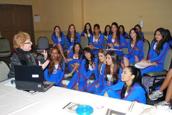 Este año, Laura Moro será nuevamente la maestra de dicción en Nuestra Be...