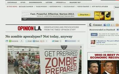 Recientes crímenes espeluznantes provocan especulaciones sobre apocalips...
