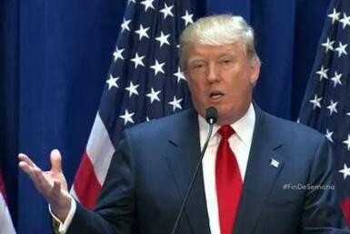 ¿Buscará Trump la candidatura independiente si no consigue la nominación?