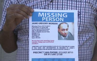 Una semana después de su desaparición, fue encontrado sin vida un joven...