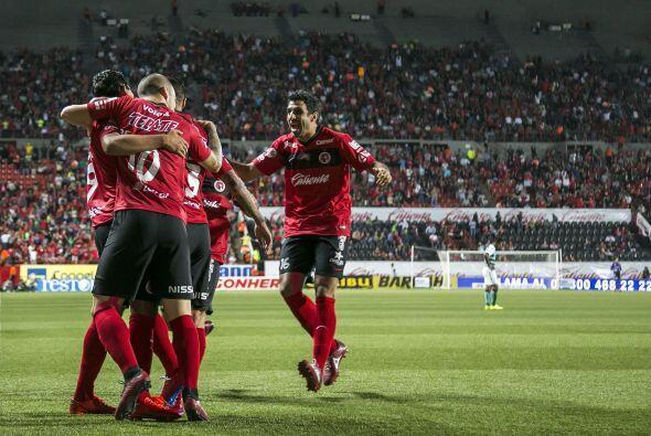 Los Xolos de Tijuana parecen recomponer el camino en cuestión futbolísti...