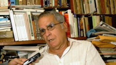 """""""scar Espinos Chepe, exrecluso del """"Grupo de los 75"""" disidentes condenad..."""