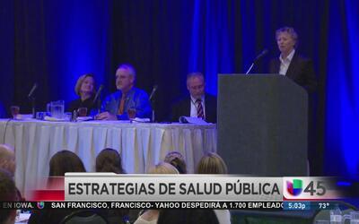 Zika, tema prioritario en seminario de salud pública