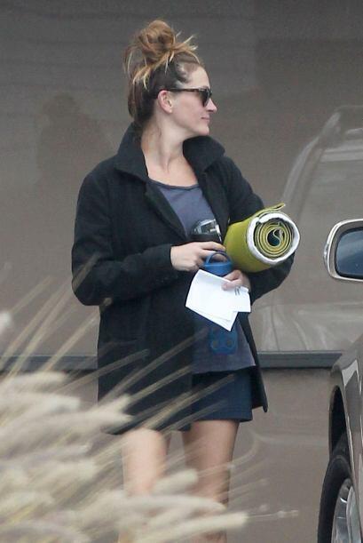 La actriz ha mantenido su esbelta silueta gracias a la práctica de esta...