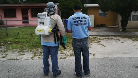 Gobernador Scott y alcalde Giménez anunciaron que destinarán más recurso...