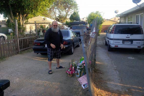 Vecinos de la familia han expresado su tristeza en torno al trági...