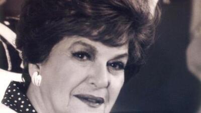 Velan a la gran actriz de origen cubano.