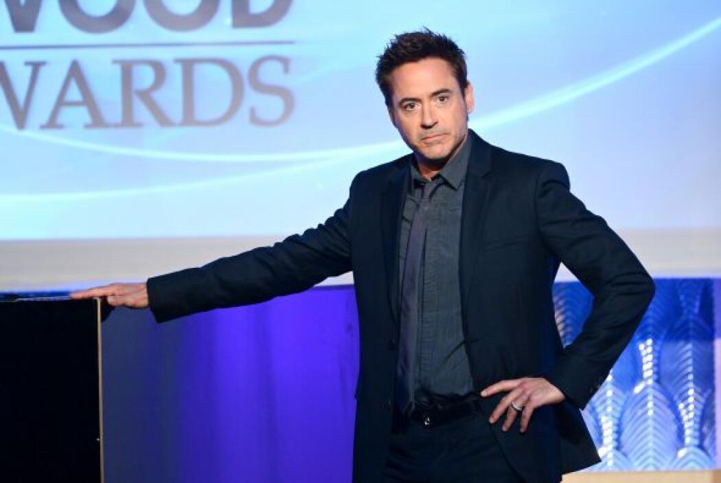 "Robert Downey Jr. El famoso protagonista de ""Ironman"" and ""Sherlock Holm..."