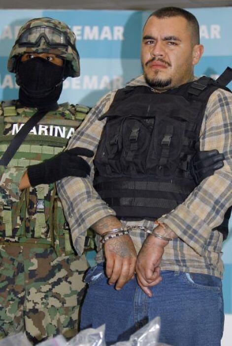 A Omar Estrada Luna, alias 'El Kilo' se le responsabiliza de las dos mas...