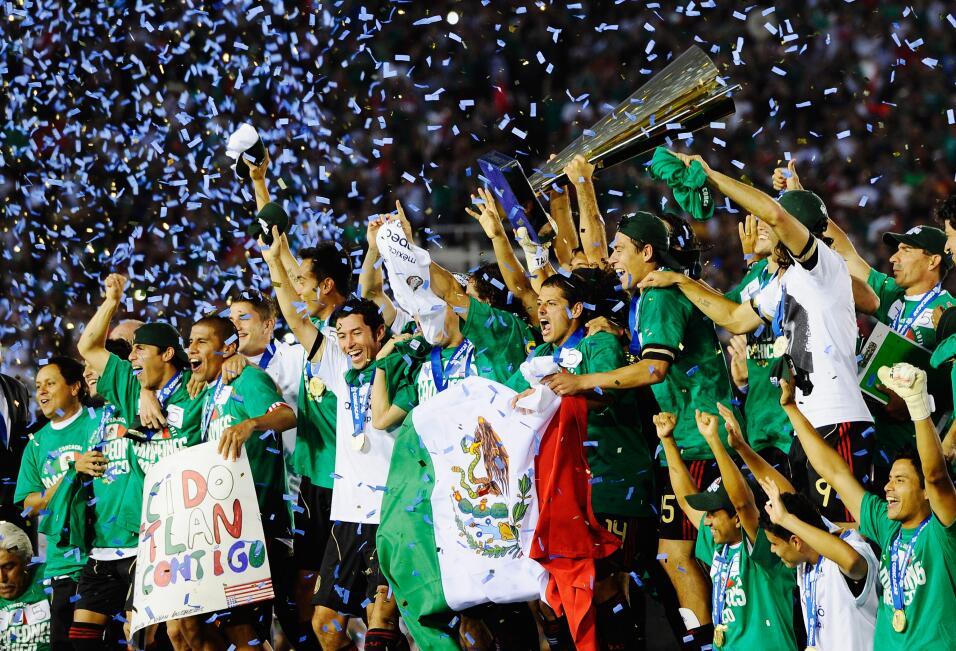 Historia de la maldición de Columbus: México vs Estados Unidos Copa oro...