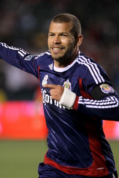 Alejandro Moreno fue parte importante de la victoria de Chivas USA ante...