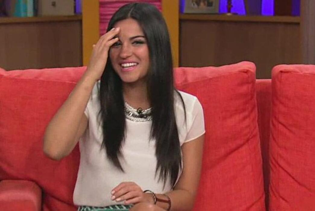 La cantante se dijo emocionada de poder trabajar en lo que más le apasiona.