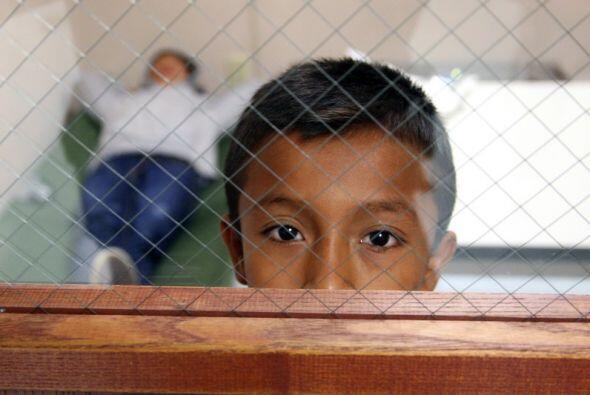 Las fotografías recién compartidas por la CBP en su sitio web muestran u...