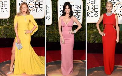 El Fashionometro, los mejor y peor vestidos de los Golden Globes 2016