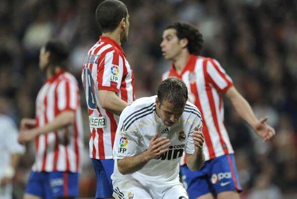 Casi después del gol 'colchonero', los madridistas se hicieron de...
