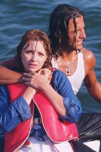 En esta telenovela su galán era el desaparecido Eduardo Palomo.