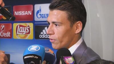 Héctor Moreno y sobre la lesión a Shaw: 'Creo que no fue falta, fui al b...