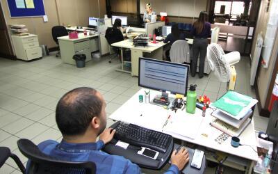 The Public Defender's Office in Goicoechea, San José. This office...