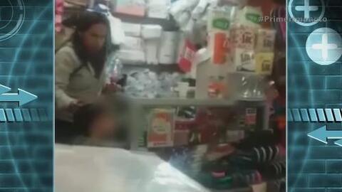 Brutal agresión: Mujer propina golpiza a su hijo de 3 años