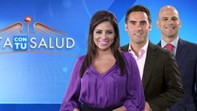 Cita Con Tu Salud arranca este domingo por Univision. En la imagen, de i...