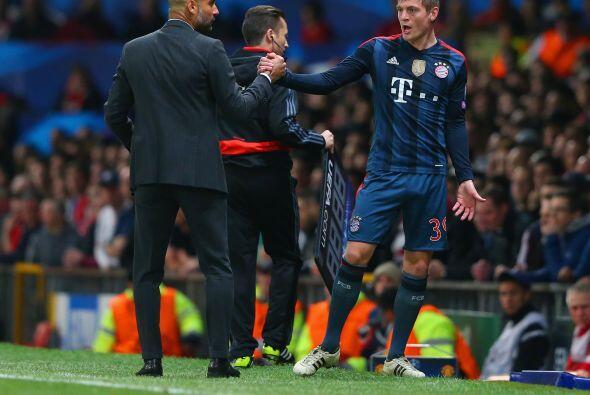 En Alemania no todo ha sido bueno para el ya Campeón de la Bundes...