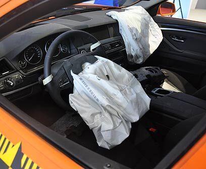 Las bolsas de aireDesde hace 30 años este sistema de seguridad ha salvad...