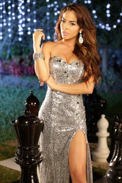 Yesenia Hernández hará todo por destacarse en la competencia. Su belleza...