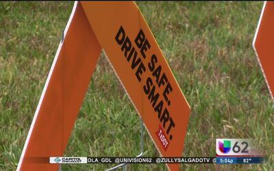 Autoridades buscan minimizar los riesgos de trabajo en zonas de construc...
