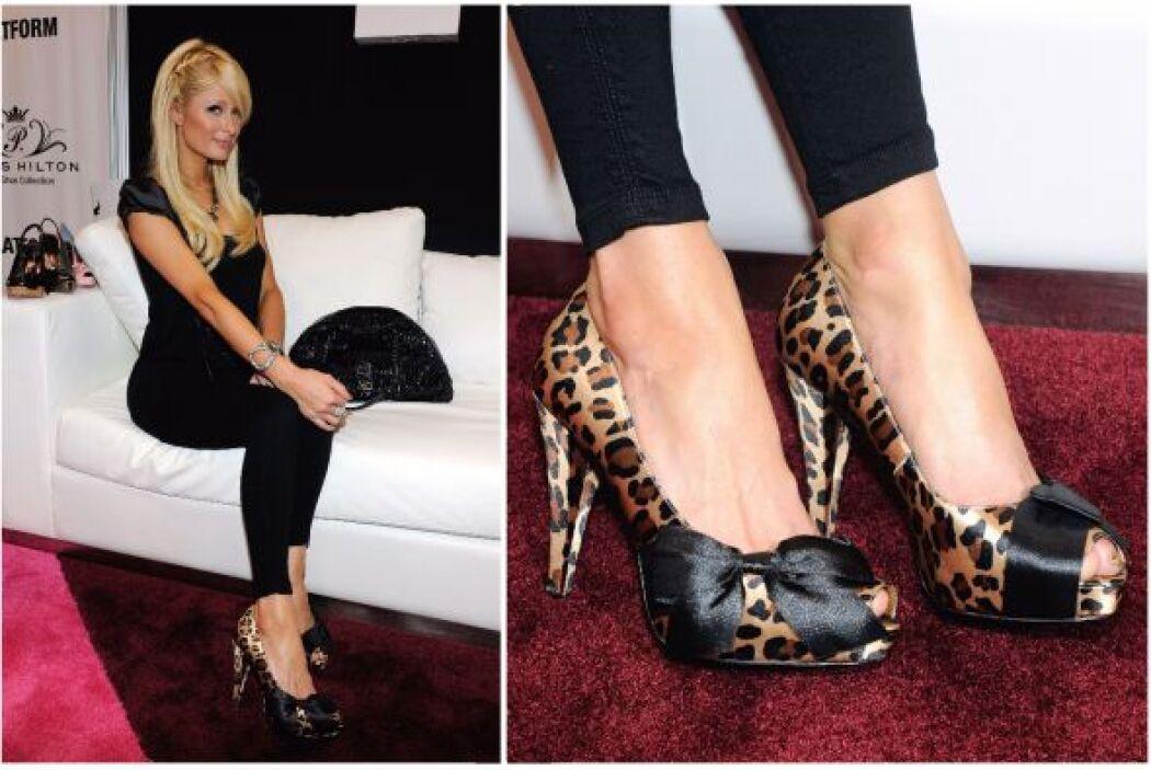 A Paris Hilton le encanta sacar su 'cat power', pero en esta ocasión, so...