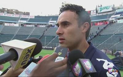 Veracruz no pudo jugar como ellos querían ante Cruz Azul