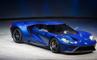 Ford recibe 6,506 solicitudes por 500 Ford GT