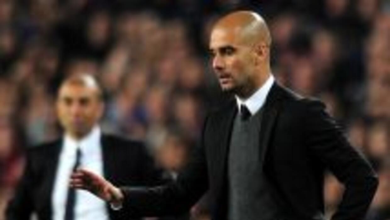 Esa última eliminación ante el Chelsea afectó enormemente a Guardiola, a...
