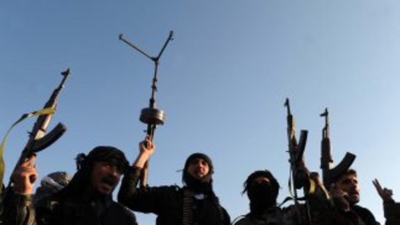 Crece la violencia en Siria.