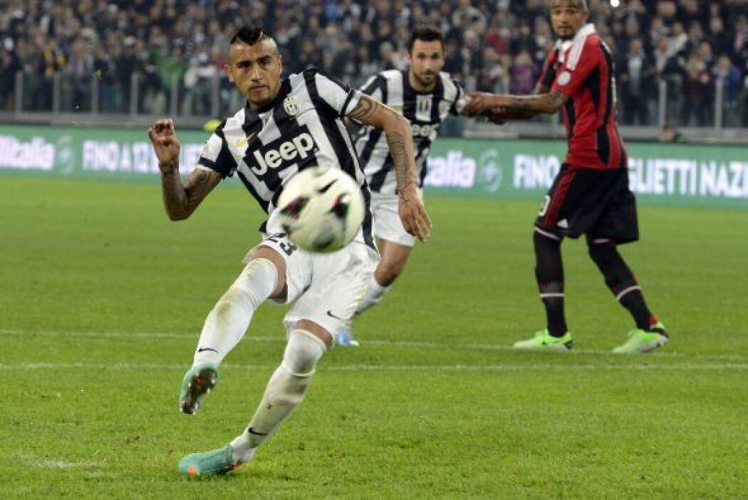 Un chileno que está siendo la sensación en la Serie A italiana es el vol...