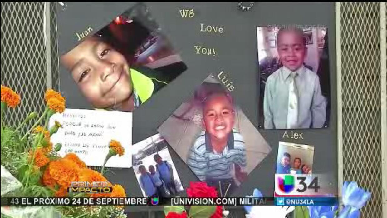 Niños hispanos LA