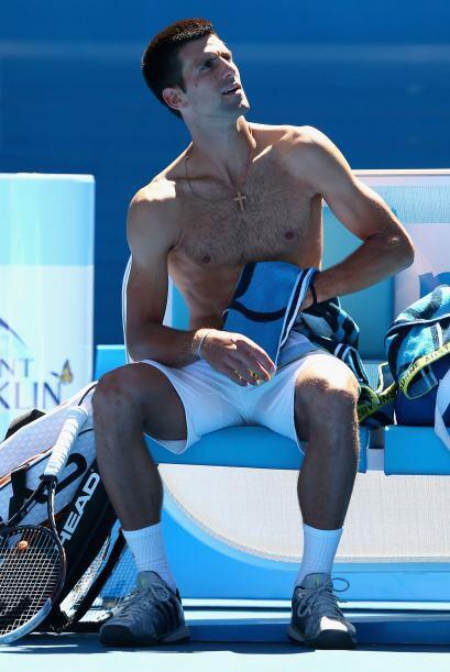 Ahora, el serbio espera poder adjudicarse el segundo Grand Slam del a&nt...