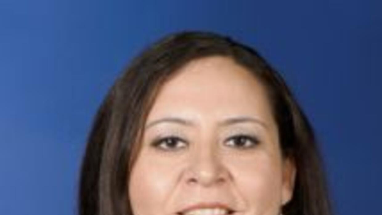 Alejandra Ceja, directora de la Casa Blanca para la excelencia educativa...
