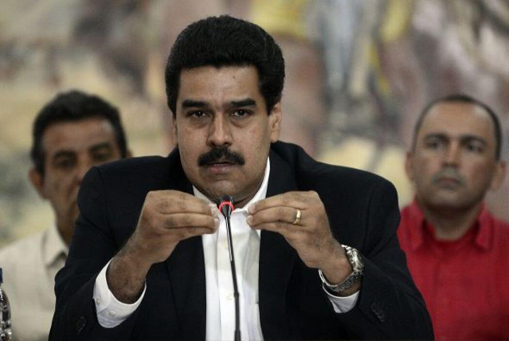 30 de diciembre 2012 El vicepresidente y canciller de Venezuela, Nicolás...