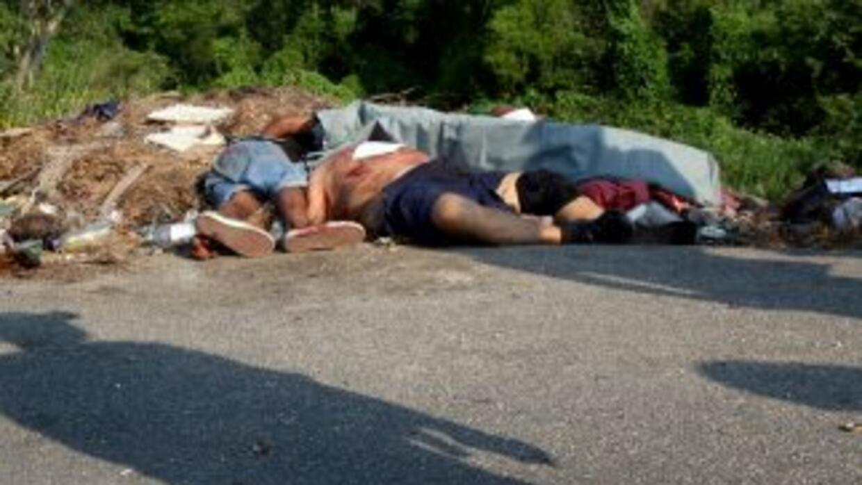 Violenta jornada en Sinaloa y Acapulco donde hallaron cuatro cadáveres m...
