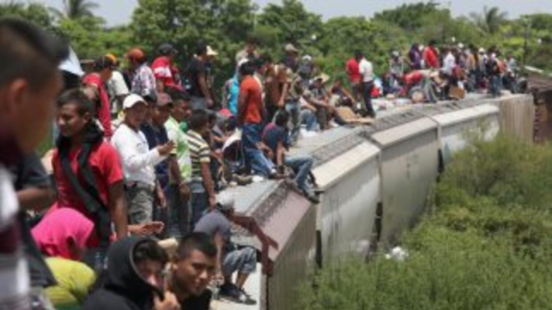 """""""La Bestia"""" recorría el tramo de Arriaga, Chiapas a Ixtepec en Oaxaca, d..."""