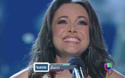 Emotivo Ave María interpretado por la soprano Bárbara Padilla