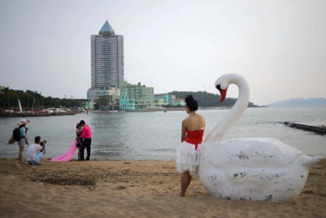 """Qingdao, en China, es catalogada por algunos como """"La Ciudad más habitab..."""