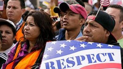 En Estados Unidos hay 11 millones de inmigrantes indocumentados.