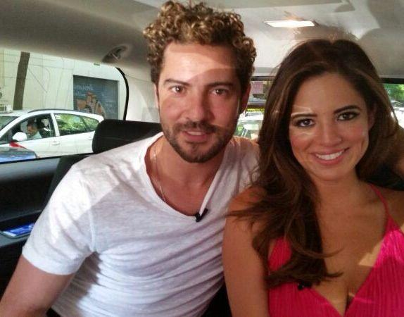 El cantante David Bisbal nos recibió en exclusiva en Madrid antes de su...
