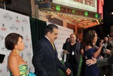 Fernando Fiore, el presidente de la República Deportiva, recorrió la alf...