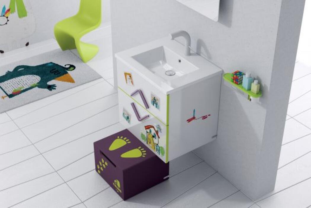 La colección Lesson 1 de la firma Hasting Tile and Bath tiene todo lo ne...
